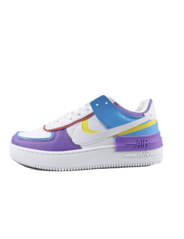 Nike Air Force 1 Shadow Lila