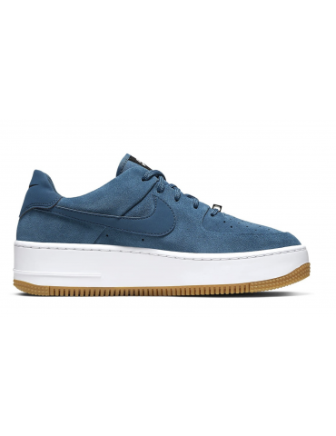 Nike Air Force 1 Sage Low Azul