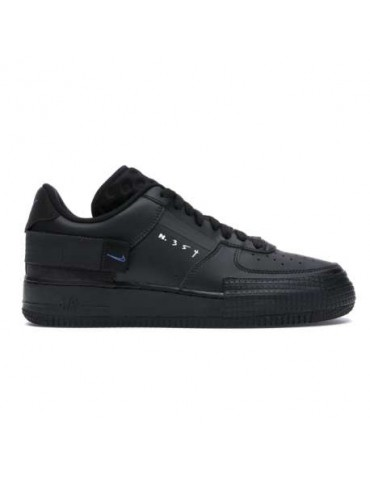 Nike Air Force 1 Type Negras