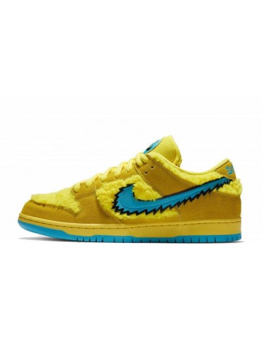 Nike SB Dunk Low Amarillo