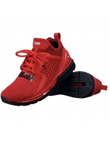sports shoes f74f3 ffb57 Puma Ignite Limitless Rojas